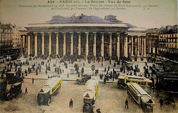 Comprendre structure Bourse de Paris