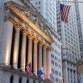 Wall Street Bourse New York